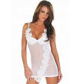 Sexy Bridal Lingerie with G-string