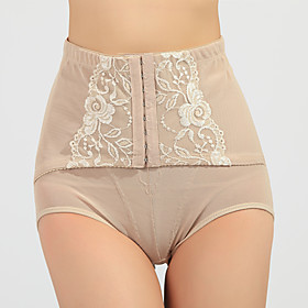 Chinlon High Waist Shaping Panties