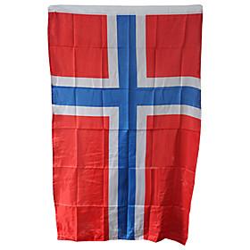 Terylene Norway National Flag