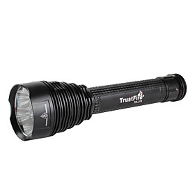TrustFire J18 8000 Lumens Flashlight with 7 Cree T6 LEDs