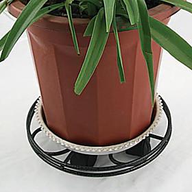 3-Wheel Flower Pot Rack (27cm)
