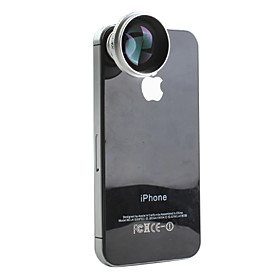 Detachable 4x Telephoto Magnet Lens for iPhone, iPad  Other Cellphone