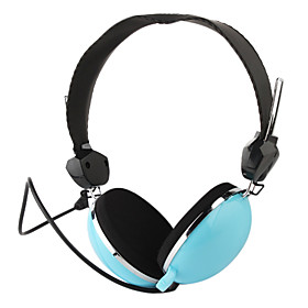 Super Bass Stereo PC Headphone with Microphone