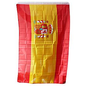 Terylene Spain National Flag