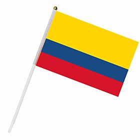 Nylon Colombia Flag (30 x 14 cm)