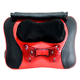 Vibrational Heated Massage Pillow for Neck Massage