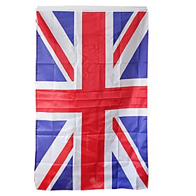 Terylene Britain National Flag
