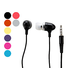 Stylish Stereo Earphone with Microphone for iPhone 5  iPhone 4/4S