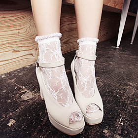 Cute Lace Ankle Socks