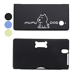 Mumu Dog Aluminum Style Protective Case for Nintendo DS and 3DS (Assorted Colors)