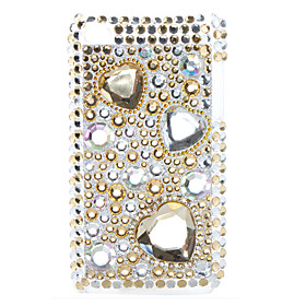 Fashion Diamond Style Case for iTouch 4