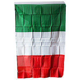 Terylene Italy National Flag