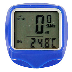 Digital LCD Cycle Computer Bicycle Speedometer-568