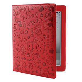Auto Sleep  Wake Case Cover with Stand for Apple The New iPad