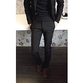 Mens Casual Suit Pants