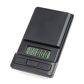 Portable Digital Pocket Scale (Batteries Included, 0.1g - 1000g)