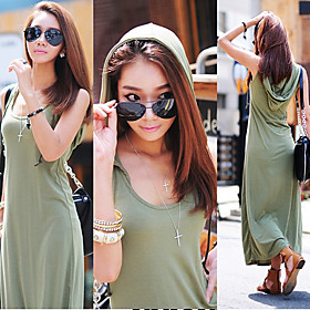 Trendy Vest Ankle-length Dress