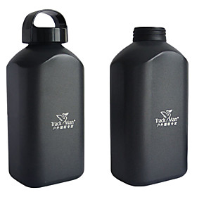 TrackMan Outdoor Large Aluminum Water Bottle