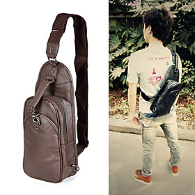 Men's Casual Shoulder/Crossbody Bag(15cm 8cm 30cm)