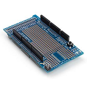 Arduino MEGA Prototype Shield ProtoShield V3 Expansion Board with Mini Bread Board