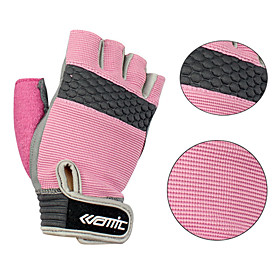 Cycling Women's Breathable Short-Finger Gloves