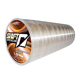 Shift Monofilament Fishing Line 10010/300/500m(Brown)