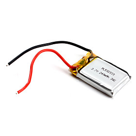 3.7v 240mAh Li-Po Battery for S107 Helicopters
