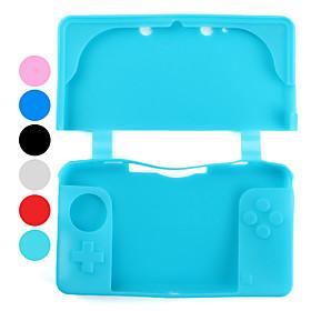 Premium Silicone Case for Nintendo 3DS (Assorted Colors)