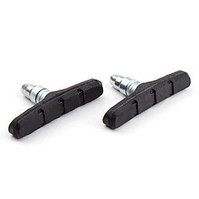2 Cantilever Bicycle Brake Shoes Pads