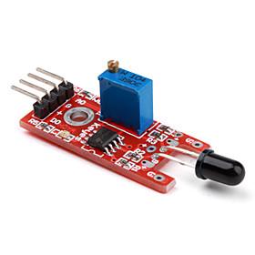 Electronics DIY Arduino Flame Sensor Module