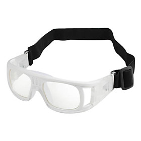 High Quality Basketball Glasses (White)