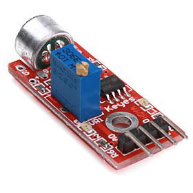 Electronics DIY Arduino Microphone Sound Detection Sensor Module