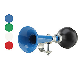 Outdoor Bicycle and Motorcycle Air Horn (Assorted Colors)