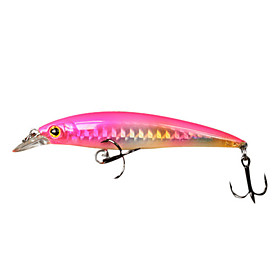 Hard Bait Minnow 70MM 5.5G Floating Plastic Fishing Lure (Color Assorted)