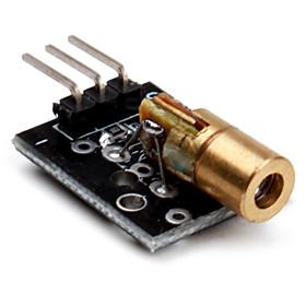 Electronics DIY Arduino 650nm Laser Sensor Module