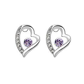Sweet Heart Pattern Earrings