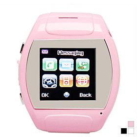 MQ007 - 1.44 Inch Watch Cell Phone (FM, Quadband, MP3 Player)