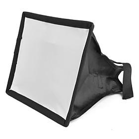 Mini Softbox for Portable Flash 16 x 22 cm