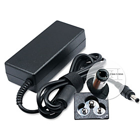 Power Supply for Toshiba LCD TV Tecra and Satellite Series Laptops (19V, 3.42A, 5.5x2.5)