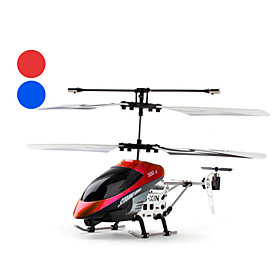 RC Helicopter Works with iOS and Android System with Built-in Camera (Assorted Colors)