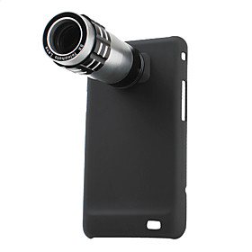 9x Telephoto Thread Lens with Back Case and Tripod for Samsung i9100
