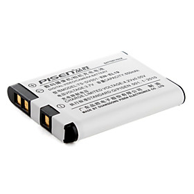 Pisen Camera Battery EN-EL19 for Nikon S2500,S3100,S4100,S4150,S4300,S3300,S100