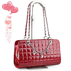 Trendy Chain Shoulder Bags(30.5cm 9cm 17.5cm)