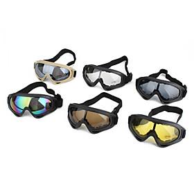Men's Outdoor Sporting Windproof Glasses (Random Colors)