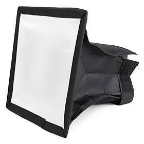 Mini Softbox for Portable Flash 15 x 17 cm