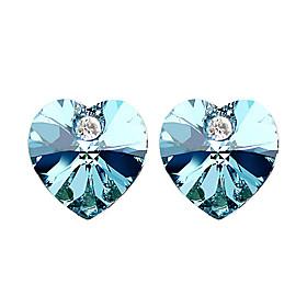 Sweet Heart Style Earrings