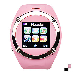 MQ998 - 1.44 Inch Watch Cell Phone (FM, Quadband, MP3 Player)