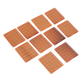 7 9 M0066 Universal Breadboard For Electronics DIY (10 Pieces a pack)