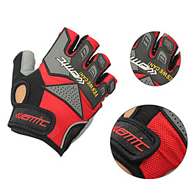 Cycling Men's Breathable Short-Finger Gloves