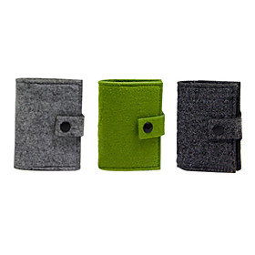 Mini Felt Card Holder